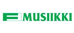 F-Musiikki logo