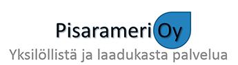 Pisarameri Oy logo