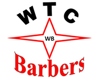 WTC Barbers logo